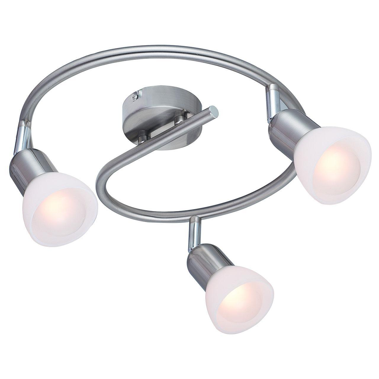 Спот Arte Lamp A3115PL-3SS arte lamp спот arte lamp 98 a4509pl 3ss