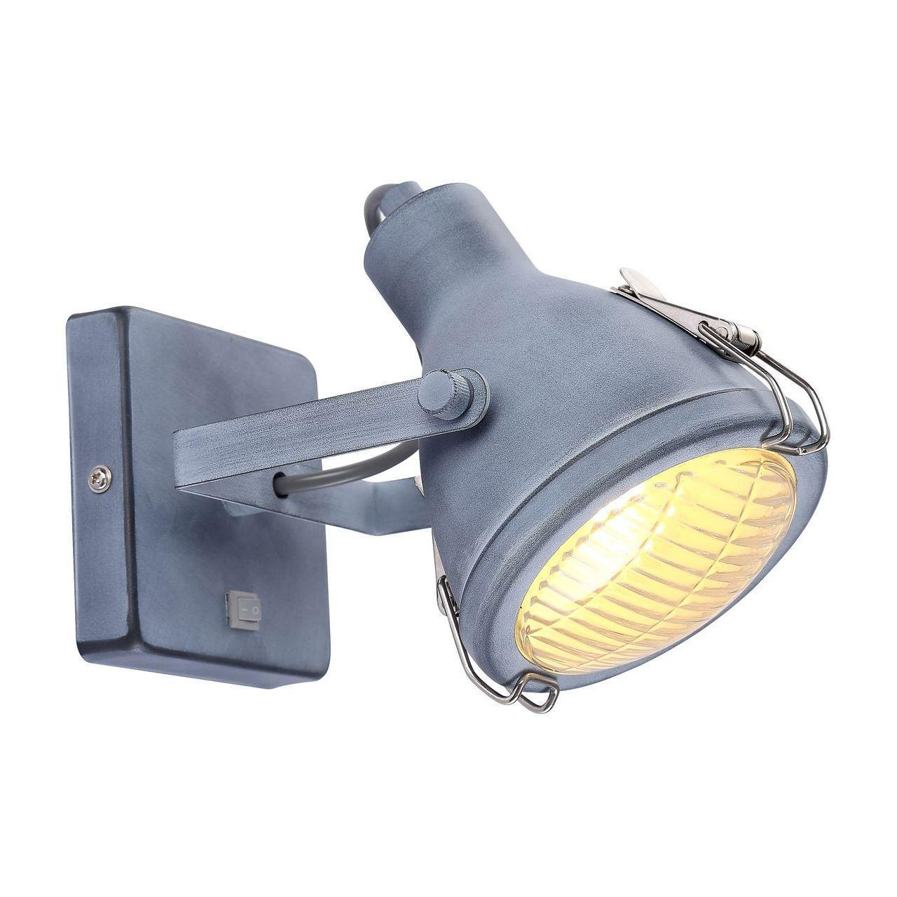 цена Спот Arte Lamp A9178AP-1GY в интернет-магазинах