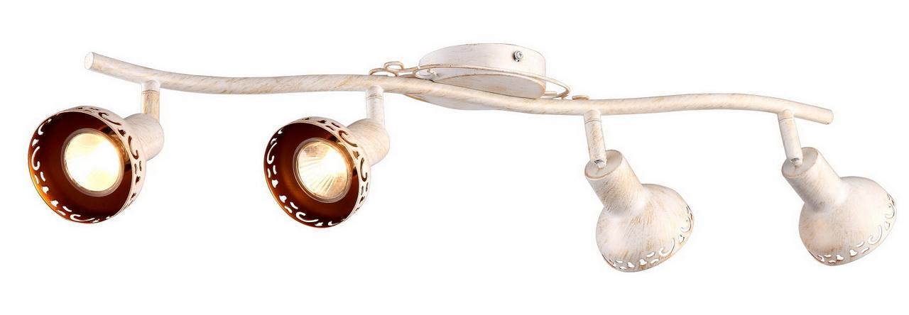 Спот Arte Lamp Focus A5219PL-4WG arte lamp chiara a6098pl 4wg