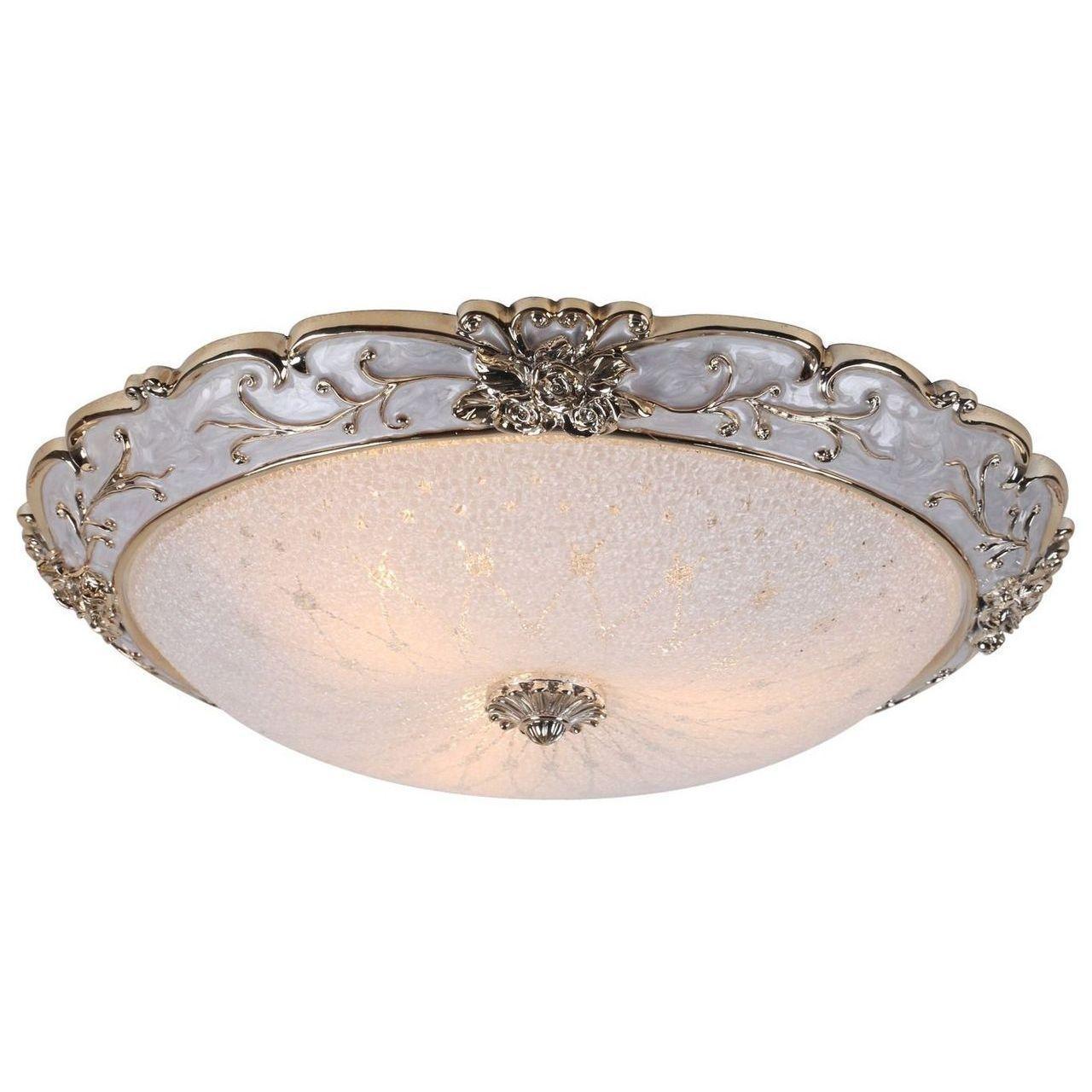 Потолочный светильник Arte Lamp Torta Lux A7135PL-3WH светильник потолочный arte lamp torta lux a7135pl 2wh 4650071251991