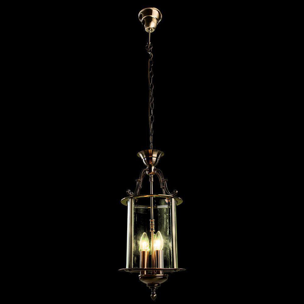 Подвесной светильник Arte Lamp Rimini A6503SP-3AB подвесной светильник коллекция rimini a6503sp 3ab бронза прозрачный arte lamp арте ламп