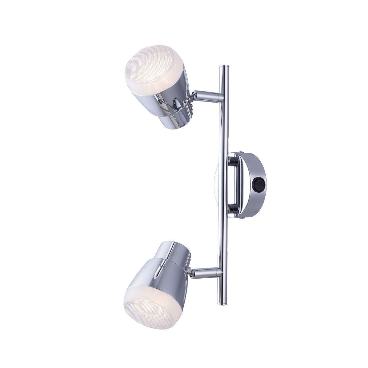 Светодиодный спот Arte Lamp Cuffia A5621AP-2CC arte lamp настенный спот arte lamp cuffia a5621ap 1cc