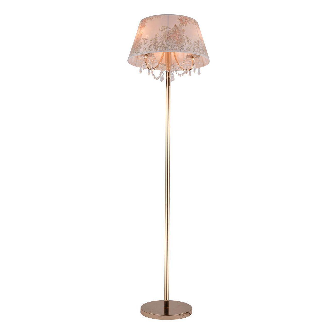 Торшер Arte Lamp Armonico A5008PN-3GO arte lamp a8149sp 3go