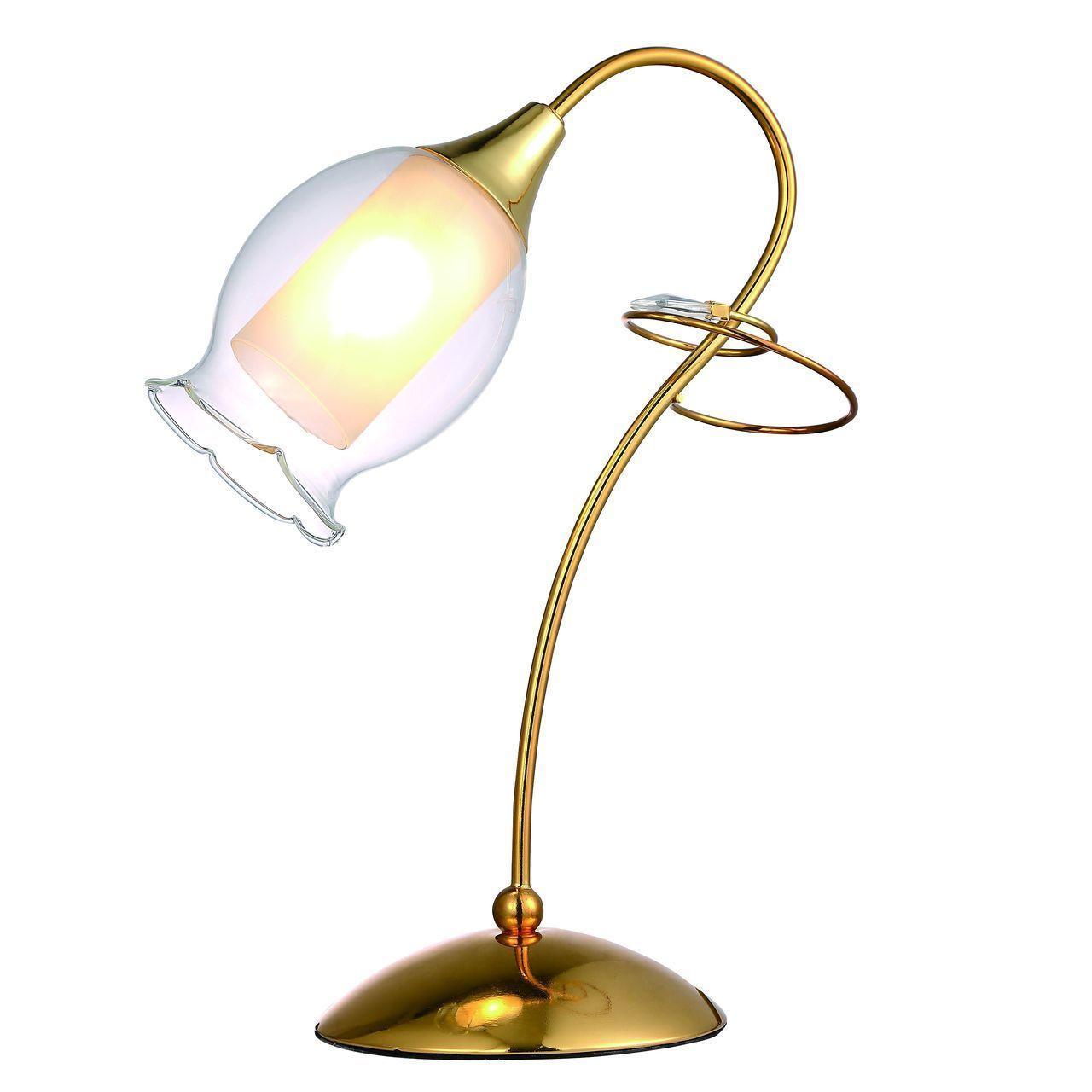 лучшая цена Настольная лампа Arte Lamp Mughetto A9289LT-1GO