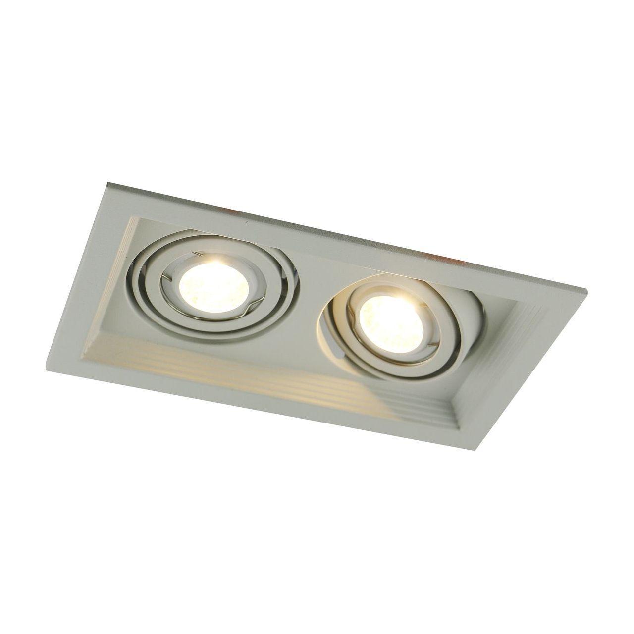 Встраиваемый светильник Arte Lamp A6661PL-2WH compatible projector lamp for dongwon lmp52 dlp 750