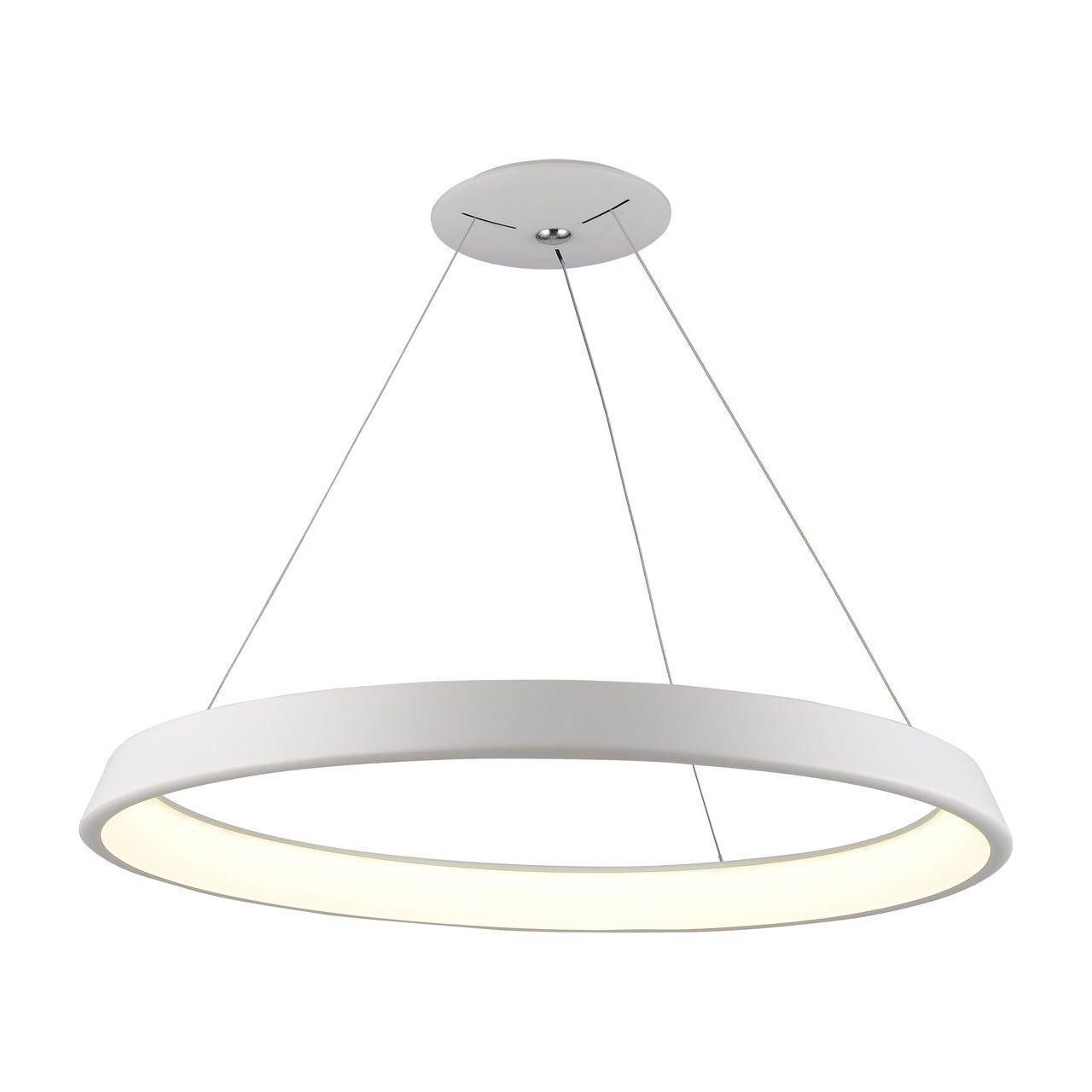 Подвесной светодиодный светильник Arte Lamp A6280SP-1WH подвесной светодиодный светильник arte lamp 41 a9308sp 1wh