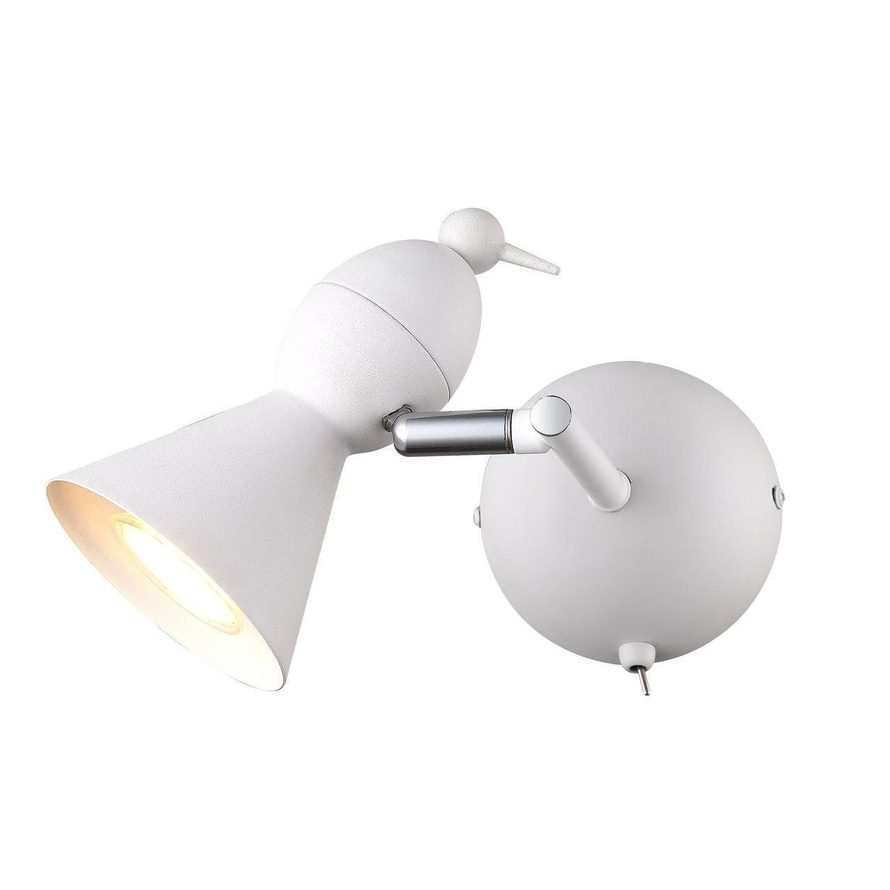 Фото - Спот Arte Lamp Picchio A9229AP-1WH спот arte lamp picchio a9229ap 1cc