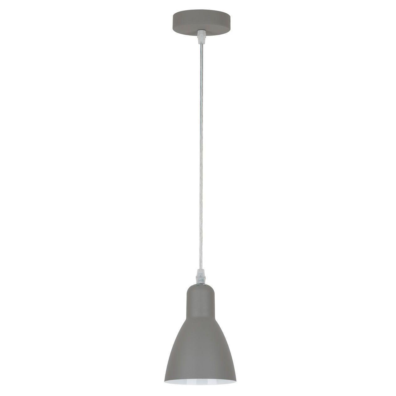 Подвесной светильник Arte Lamp Mercoled A5049SP-1GY светильник спот arte lamp mercoled a5049ap 1gy