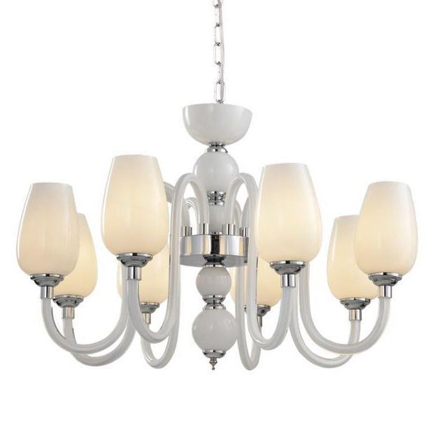 Люстра Arte Lamp 96 A1404LM-8WH подвесная цена