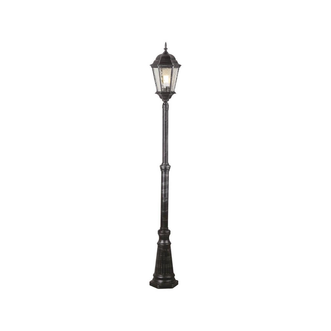 Садово-парковый светильник Arte Lamp Genova A1207PA-1BS arte lamp a1207pa 1bs