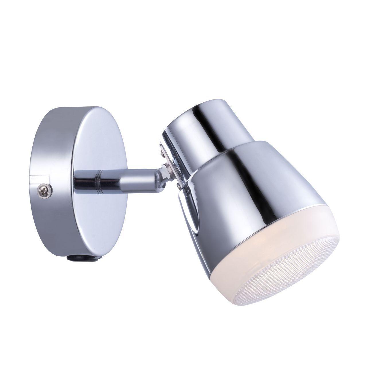 Светодиодный спот Arte Lamp Cuffia A5621AP-1CC arte lamp настенный спот arte lamp cuffia a5621ap 1cc