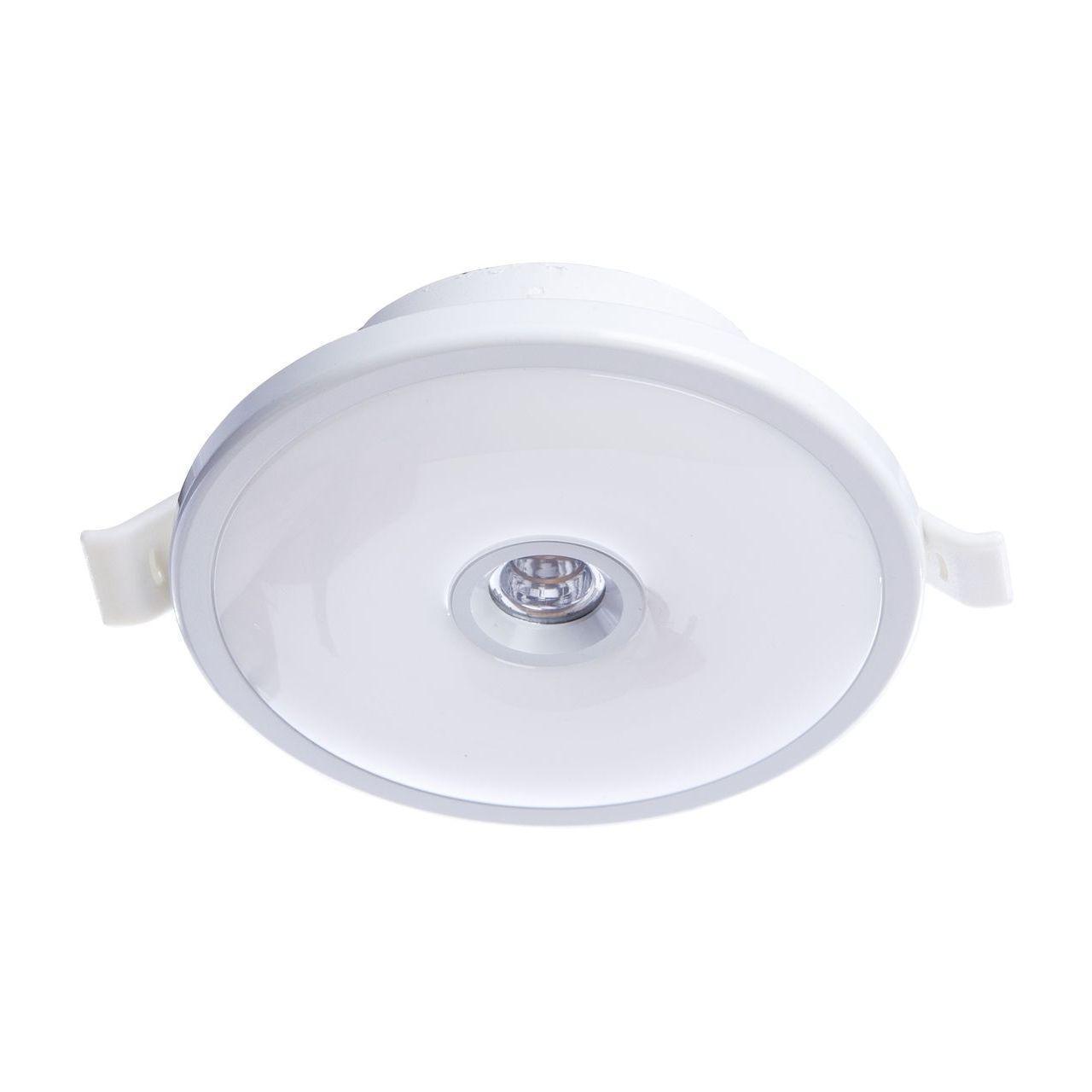 Встраиваемый светодиодный светильник Arte Lamp A2517PL-2WH