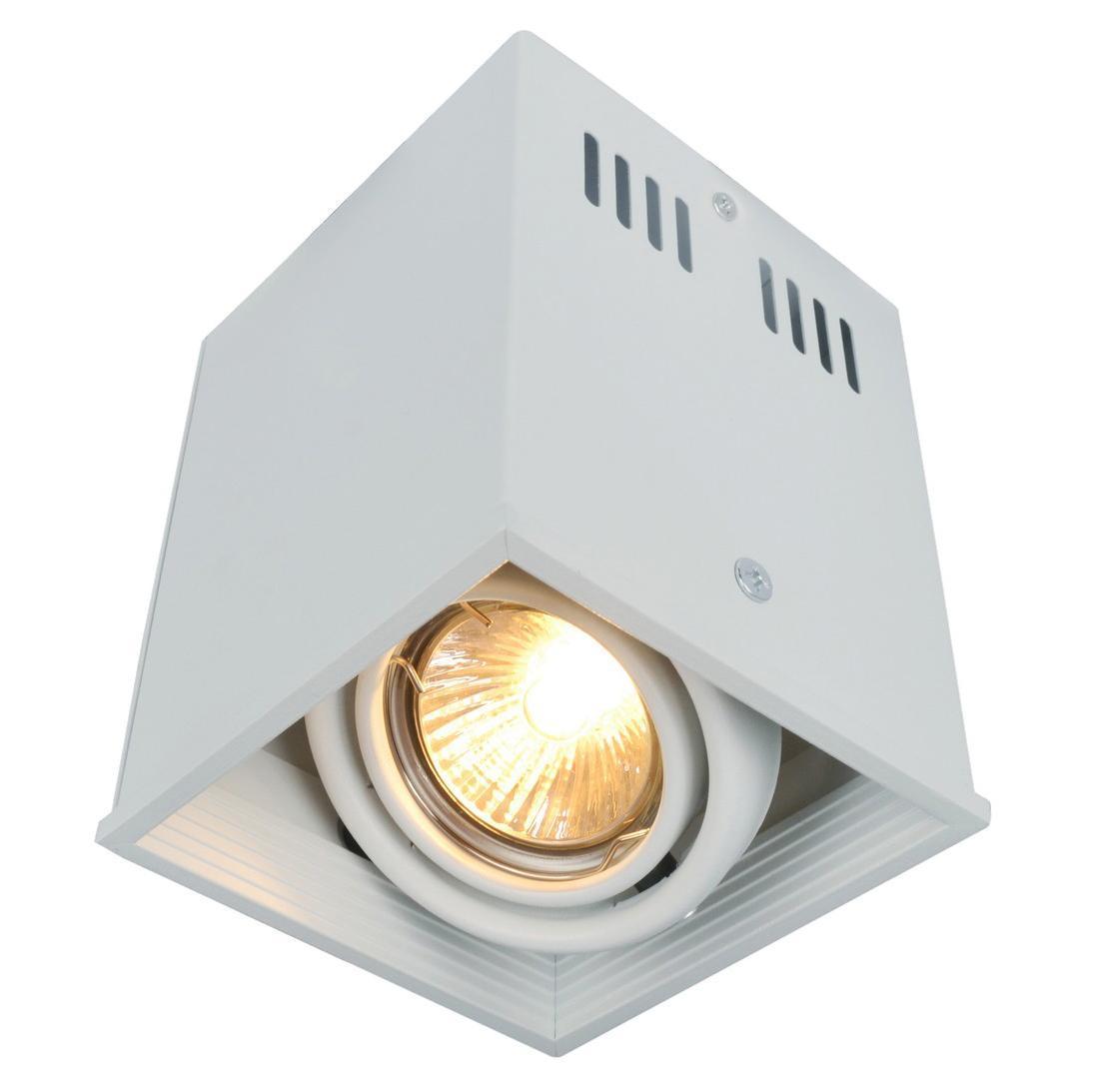 Потолочный светильник Arte Lamp Cardani A5942PL-1WH arte lamp карданный светильник arte lamp cardani a5942pl 3wh