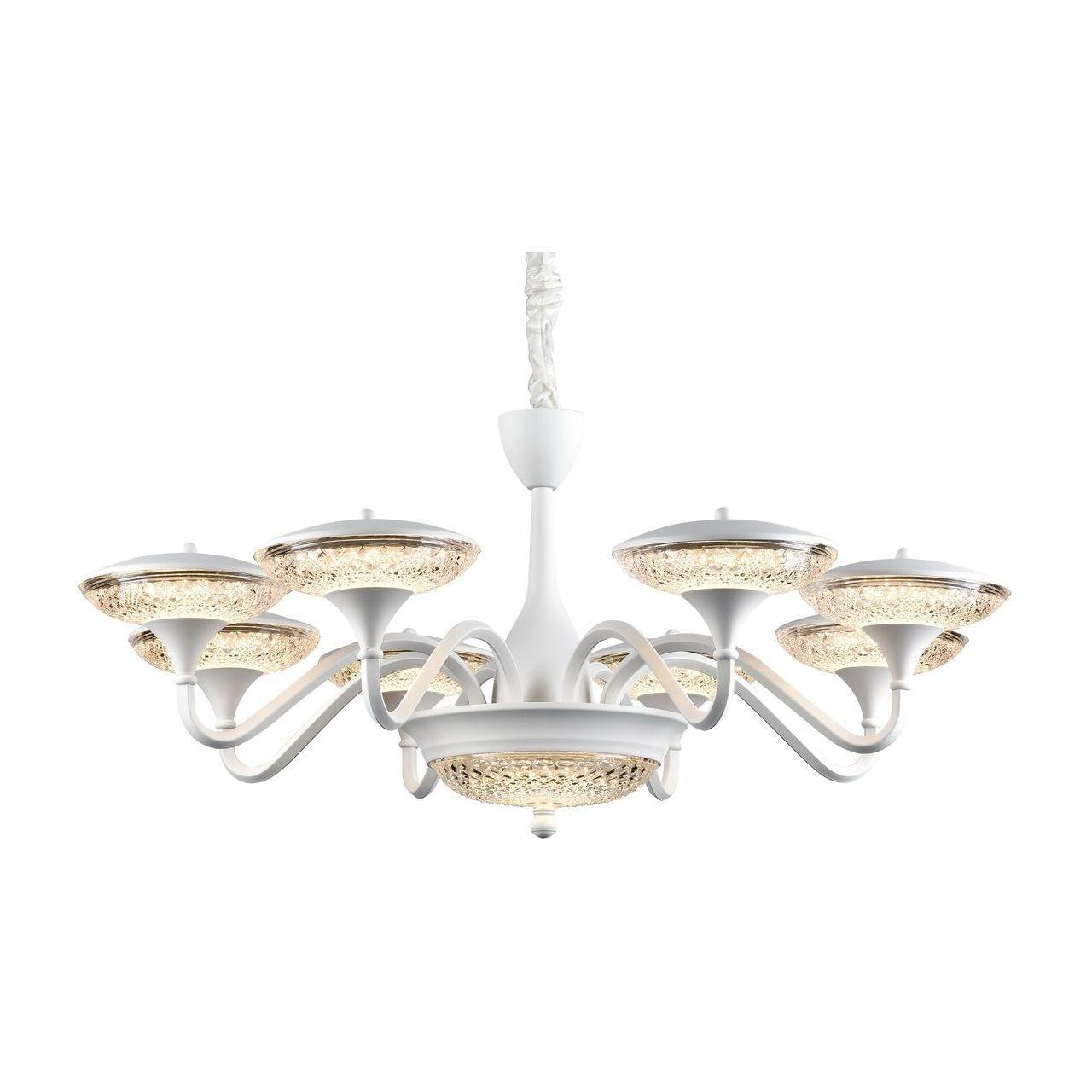 Люстра Arte Lamp A5168LM-8WH подвесная цена