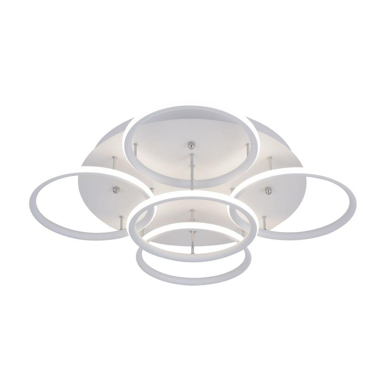 Люстра Arte Lamp A2500PL-5WH потолочная люстра потолочная lumin arte santafe santafe cl60e27 5wh