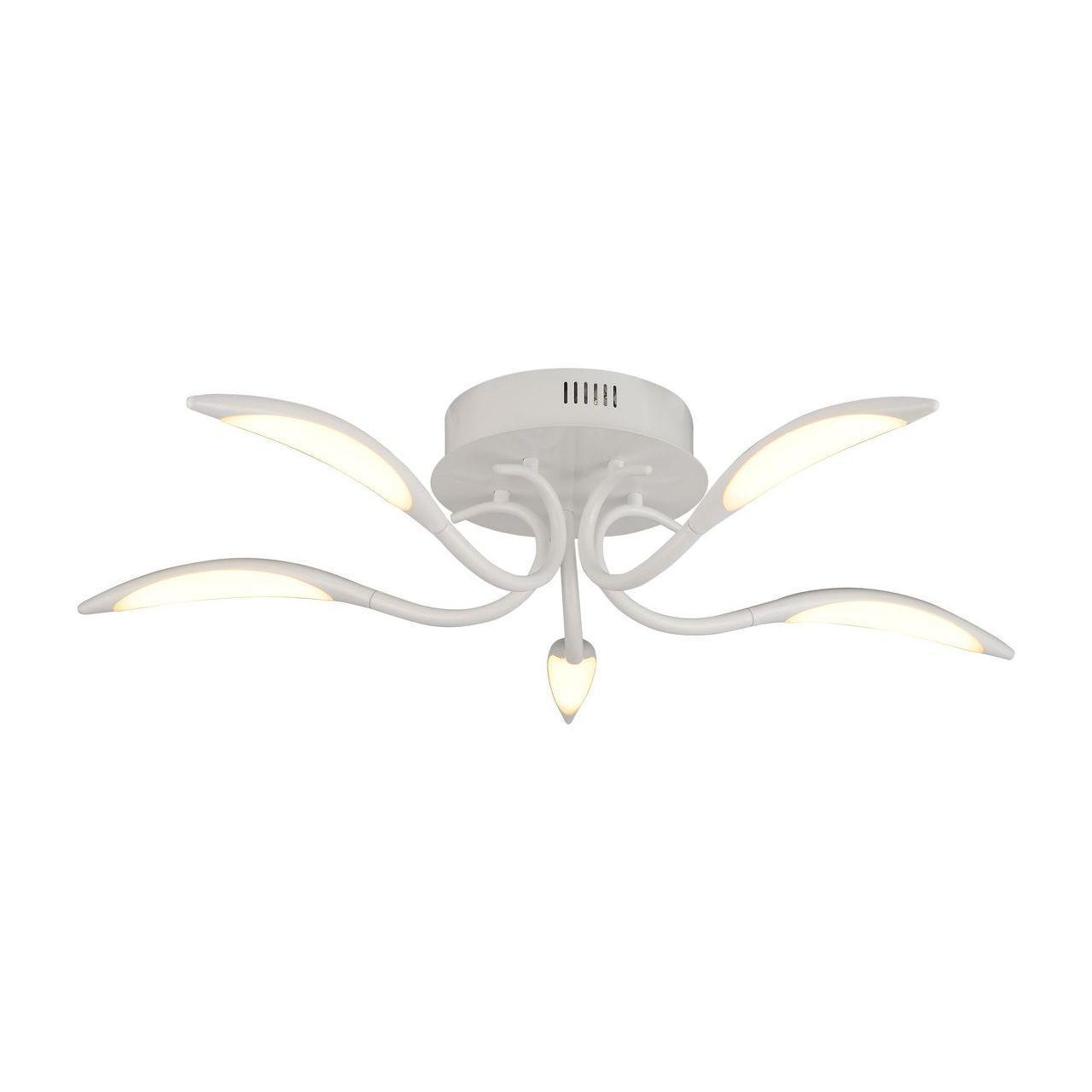 Люстра Arte Lamp A9442PL-5WH потолочная люстра потолочная lumin arte santafe santafe cl60e27 5wh