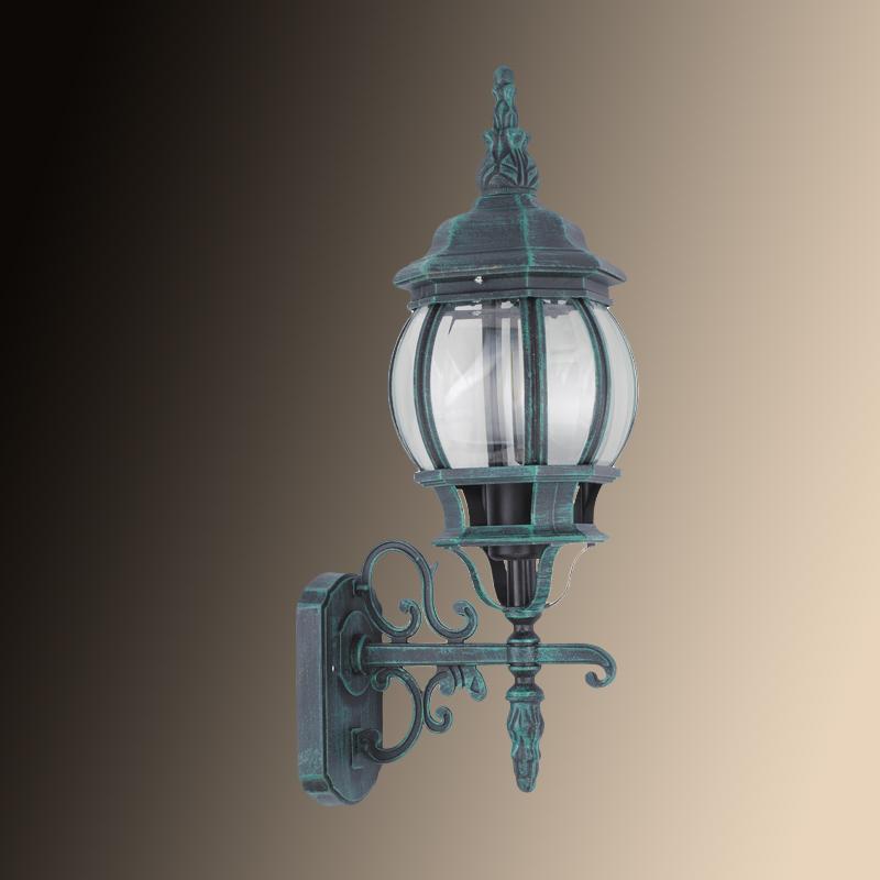 Уличный настенный светильник Arte Lamp Atlanta A1041AL-1BG светильник на штанге arte lamp atlanta a1041al 1bg