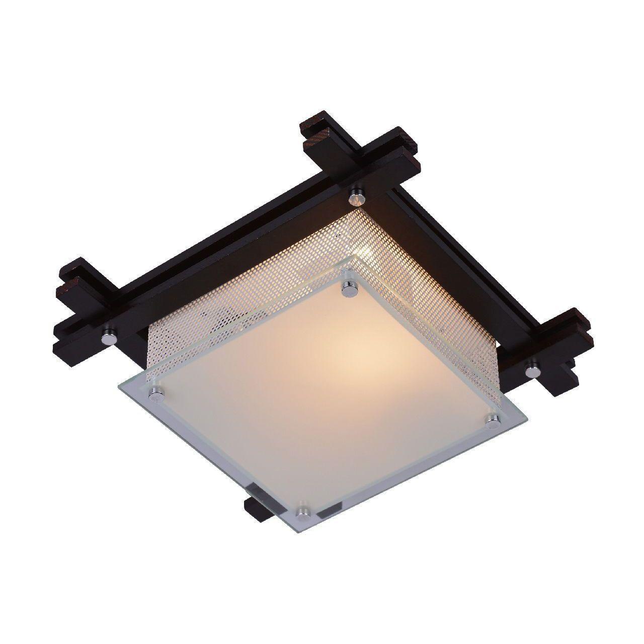 Потолочный светильник Arte Lamp Archimede A6463PL-1BR arte lamp archimede a6460pl 1br
