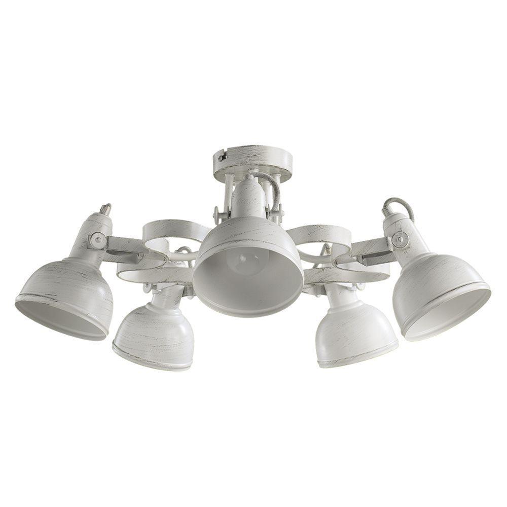 Потолочная люстра Arte Lamp Martin A5216PL-5WG люстра на штанге arte lamp martin a5216pl 5wg