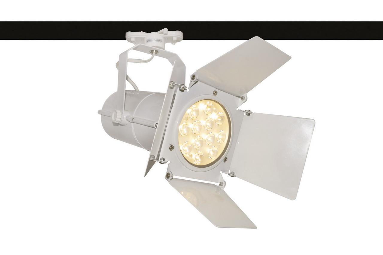 Трековый светильник Arte Lamp Track Lights A6312PL-1WH трековый светильник arte lamp track lights a6312pl 1wh