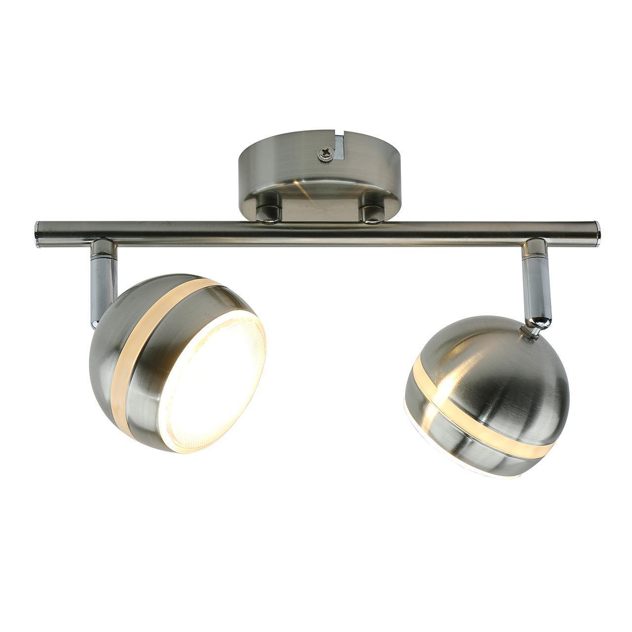 Светодиодный спот Arte Lamp Venerd A6009PL-2SS спот точечный светильник arte lamp venerd a6009pl 6ab