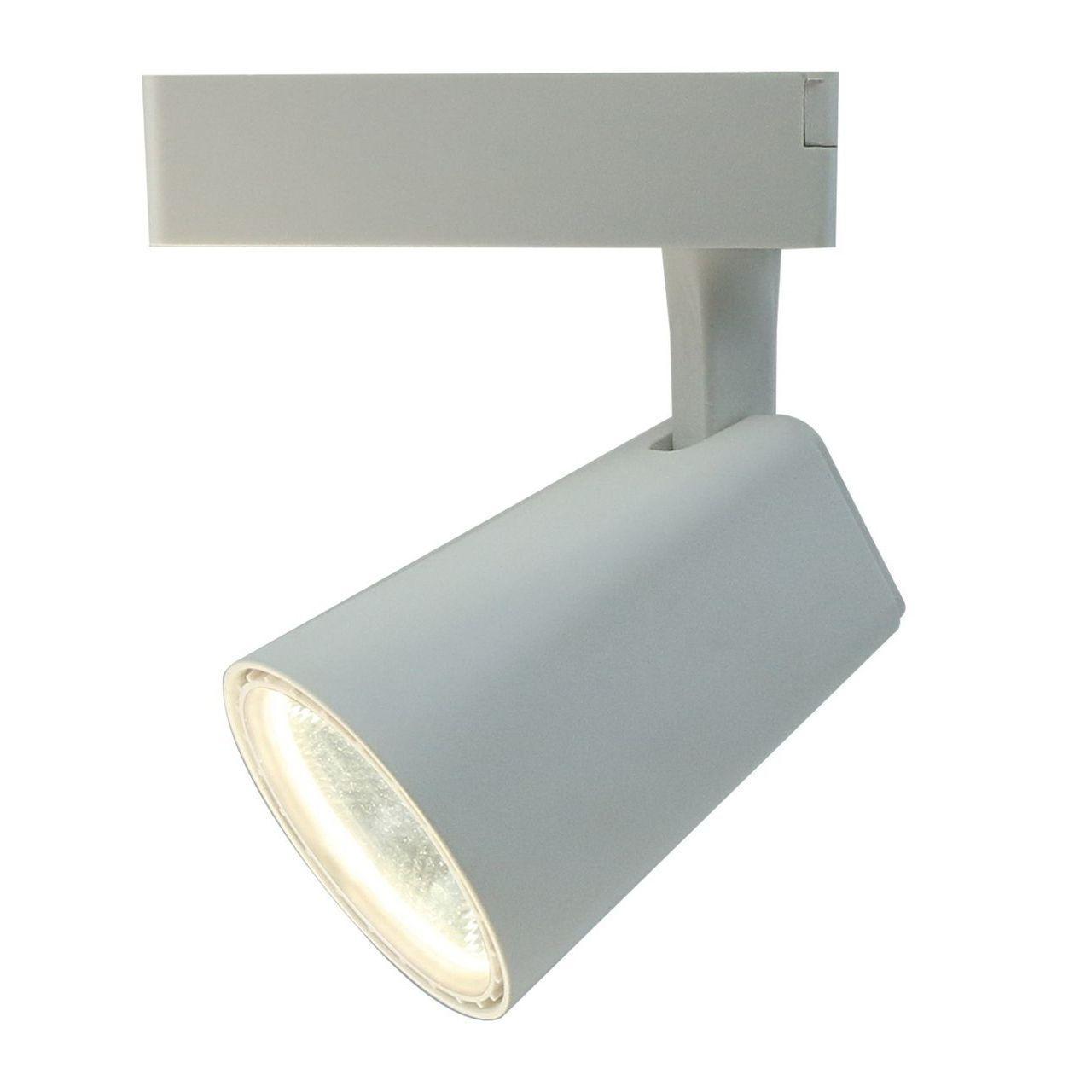 Трековый светодиодный светильник Arte Lamp Amico A1830PL-1WH трековый светодиодный светильник arte lamp amico a1830pl 1bk