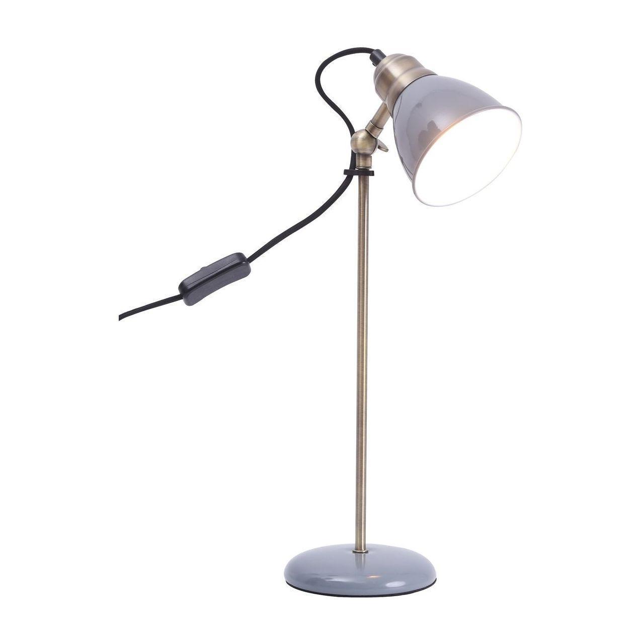Настольная лампа Arte Lamp A3235LT-1AB настольная лампа arte lamp cameroon a4581lt 1ab