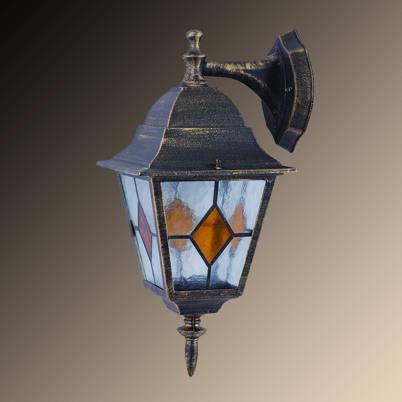 Уличный настенный светильник Arte Lamp Bremen A1012AL-1BN уличный настенный светильник arte lamp berlin a1012al 1bn