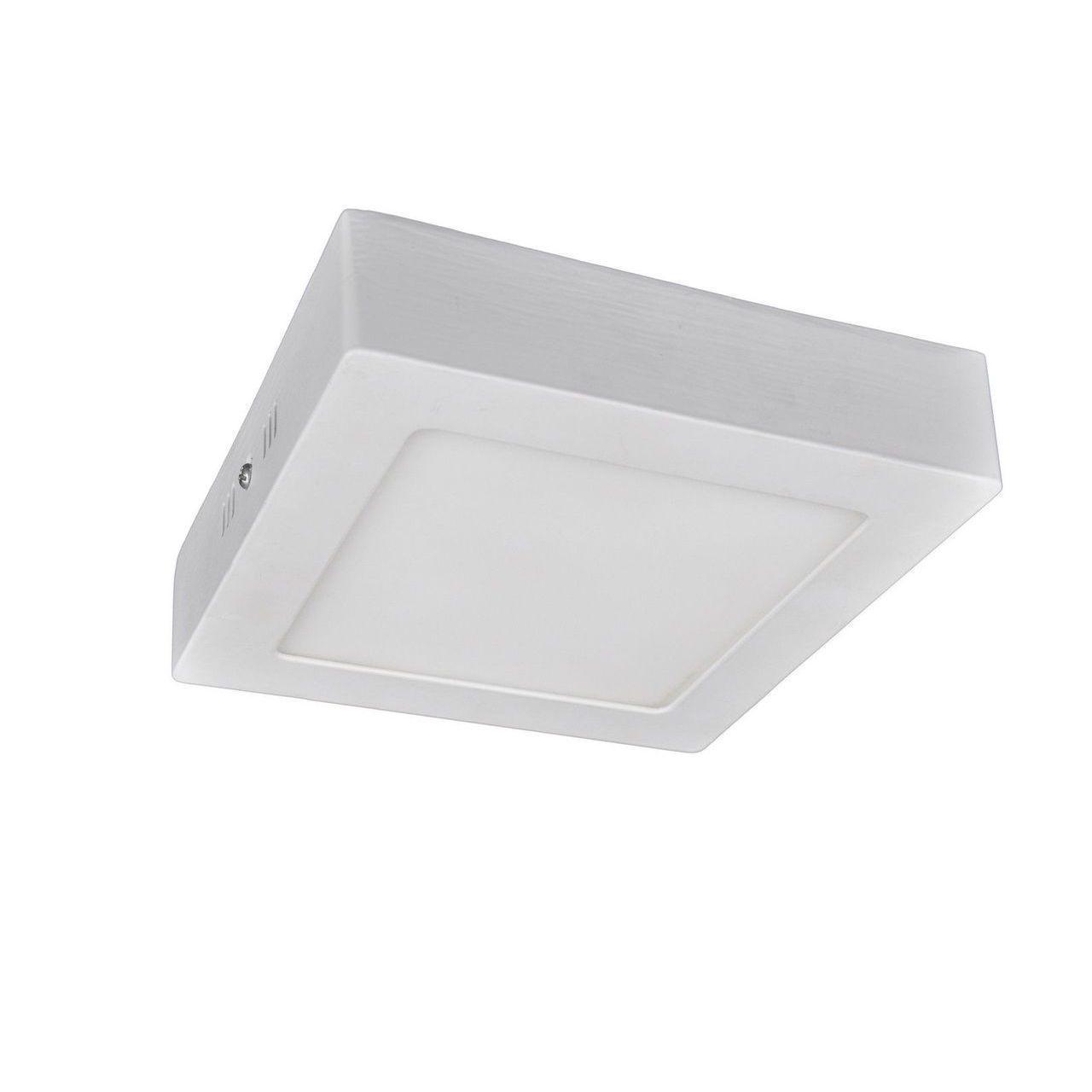 Потолочный светодиодный светильник Arte Lamp Angolo A3612PL-1WH настенно потолочный светильник arte lamp angolo a3018pl 1wh