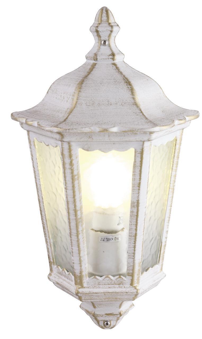 Уличный настенный светильник Arte Lamp Portico A1809AL-1WG накладной светильник arte lamp portico 3 a1809al 1bn