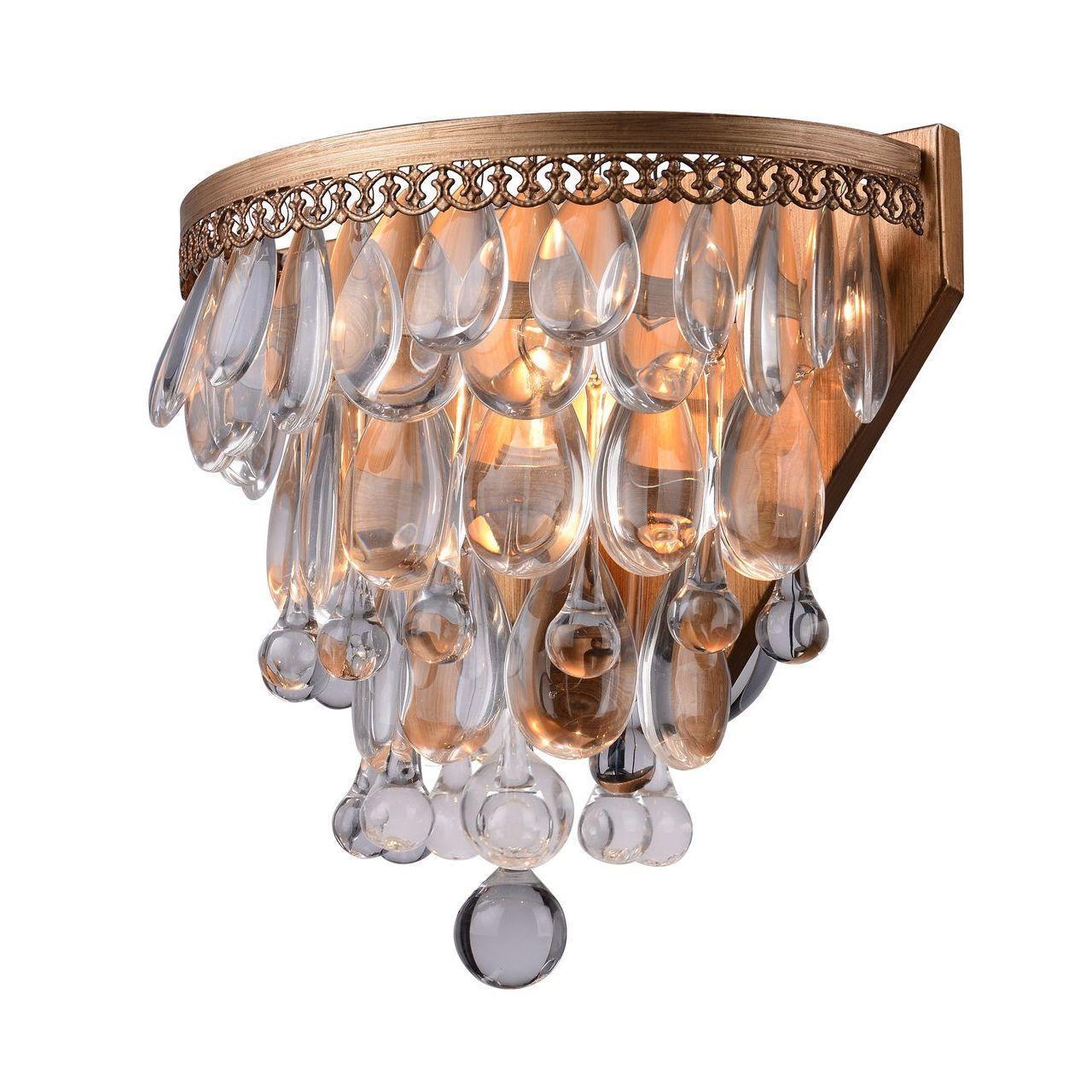 Настенный светильник Arte Lamp Regina A4298AP-1AB цена