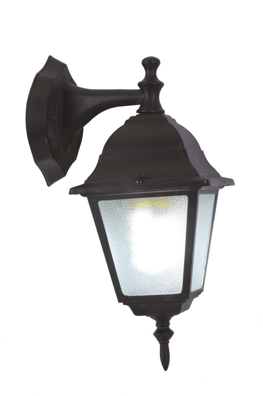 Уличный настенный светильник Arte Lamp Bremen A1012AL-1BK бра artelamp bremen a1012al 1bk