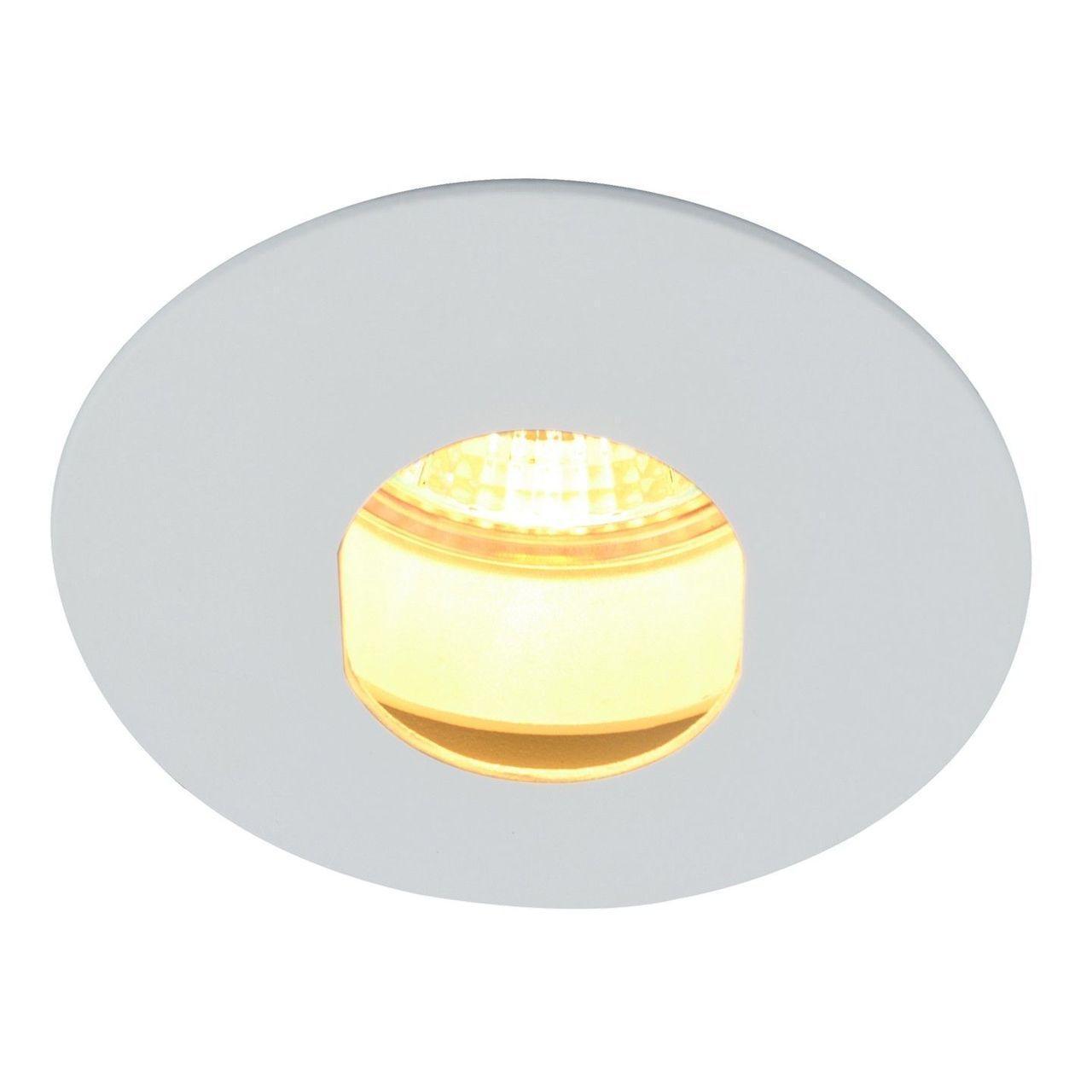 Встраиваемый светильник Arte Lamp Accento A3219PL-1WH