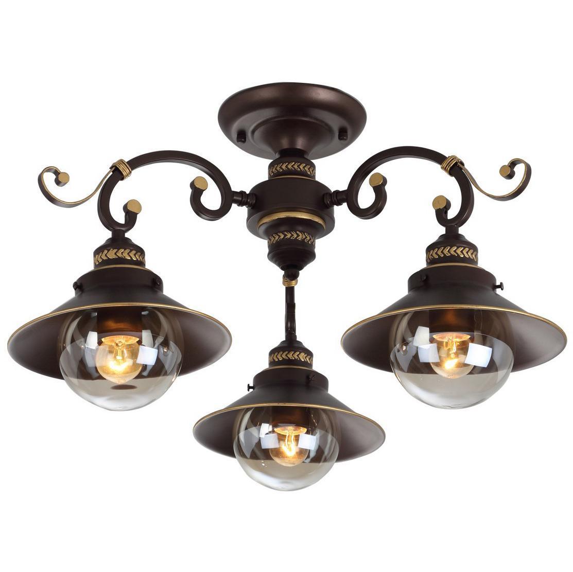 Люстра Arte Lamp 7 A4577PL-3CK потолочная потолочная люстра arte lamp 7 a4577pl 8wg