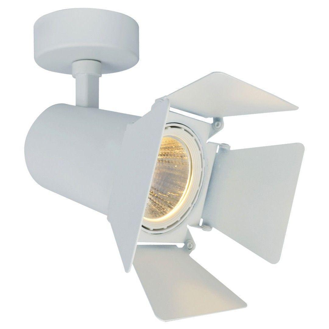 Светодиодный спот Arte Lamp Track Lights A6709AP-1WH arte lamp светодиодный спот arte lamp track lights a3120pl 1wh