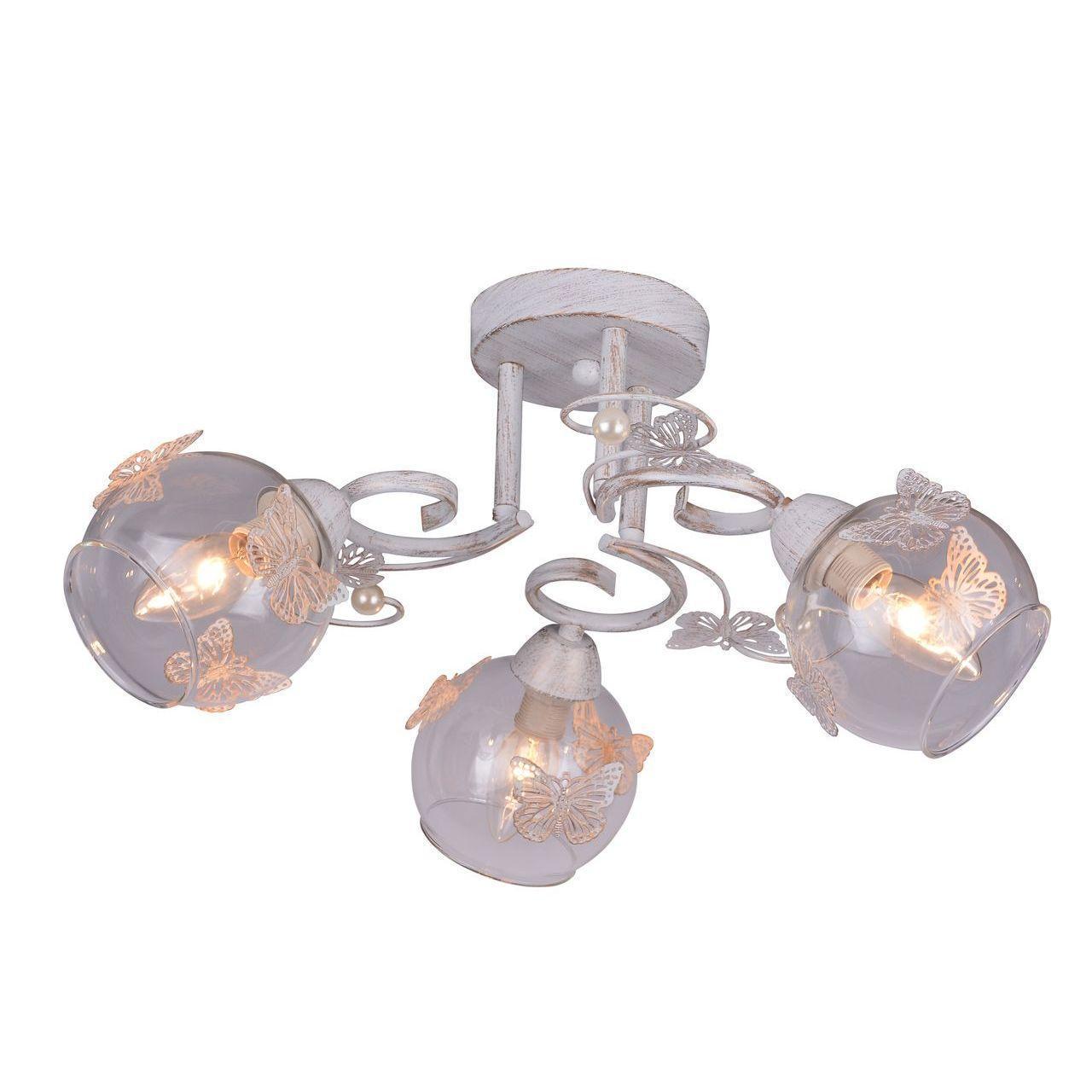 Люстра Arte Lamp Alessandra A5004PL-3WG потолочная arte lamp потолочная люстра arte lamp alessandra a5004pl 8ab