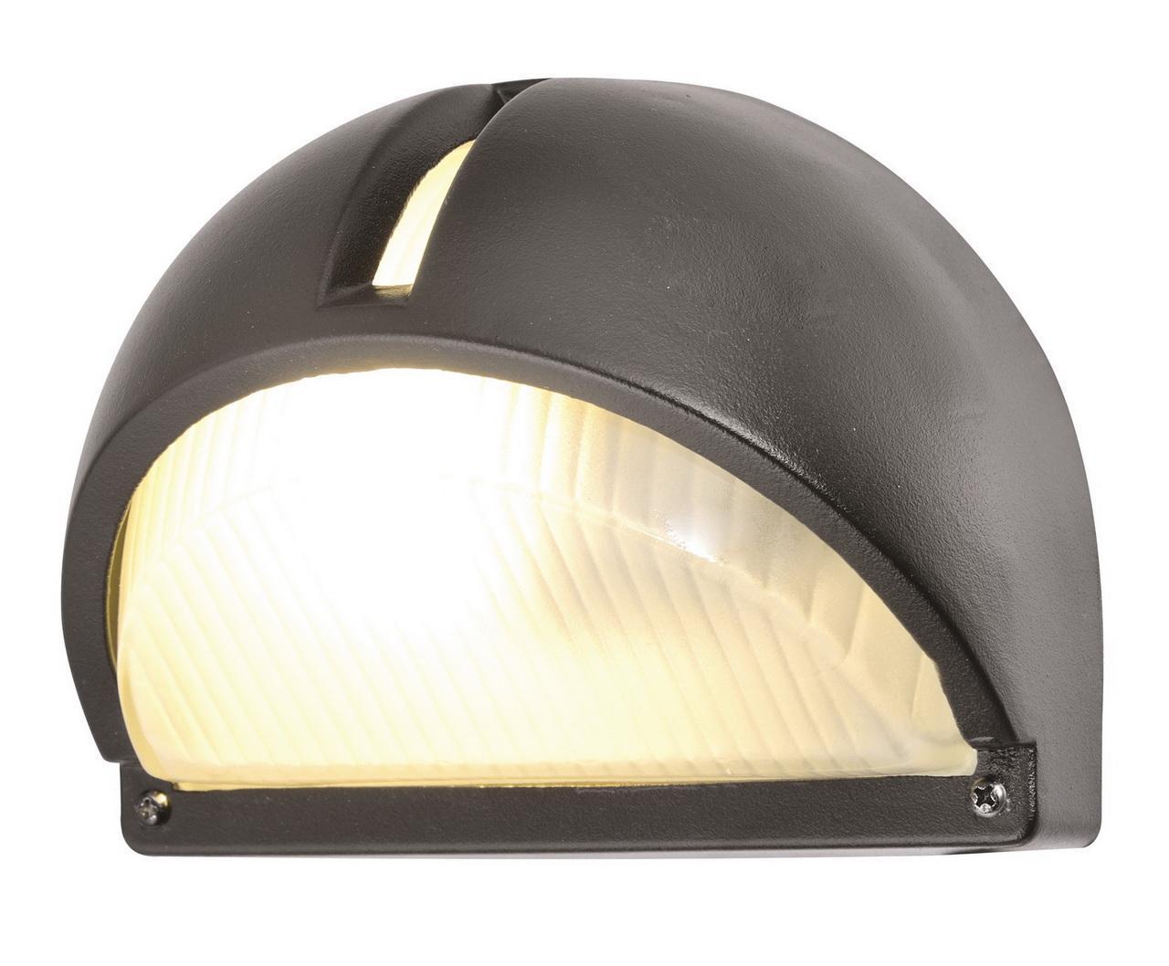 Уличный настенный светильник Arte Lamp Urban A2801AL-1BK накладной светильник arte lamp urban a2801al 1gy
