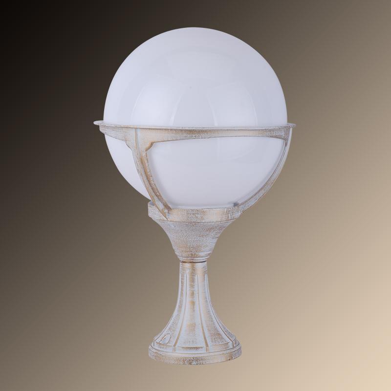 цена на Уличный светильник Arte Lamp Monaco A1494FN-1WG