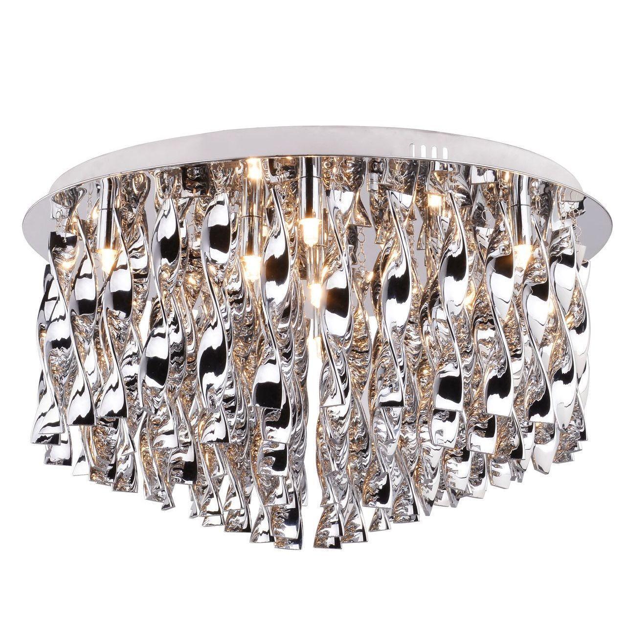Потолочный светильник Arte Lamp Fuochi A8107PL-10CC arte lamp люстра на штанге arte lamp palla a9162lm 10cc
