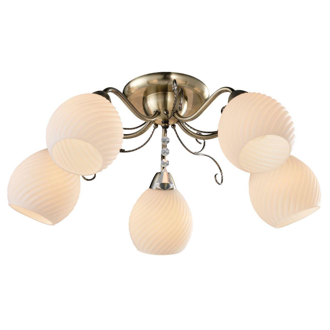 Люстра Arte Lamp 54 A6373PL-5AB потолочная люстра arte lamp a6373pl 5ab