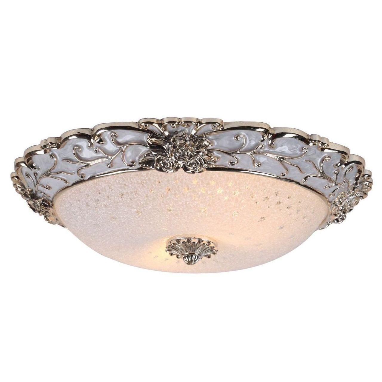 Потолочный светильник Arte Lamp Torta Lux A7135PL-2WH светильник потолочный arte lamp torta lux a7135pl 2wh 4650071251991