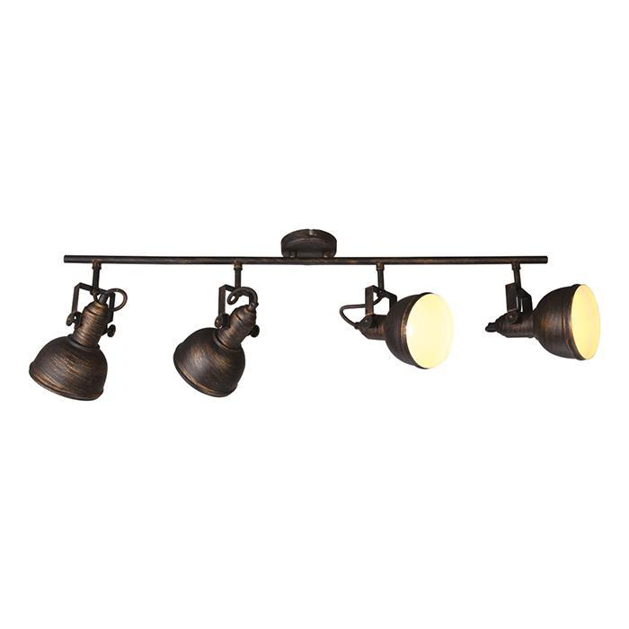 Спот Arte Lamp Martin A5215PL-4BR спот arte lamp martin a5215pl 4br