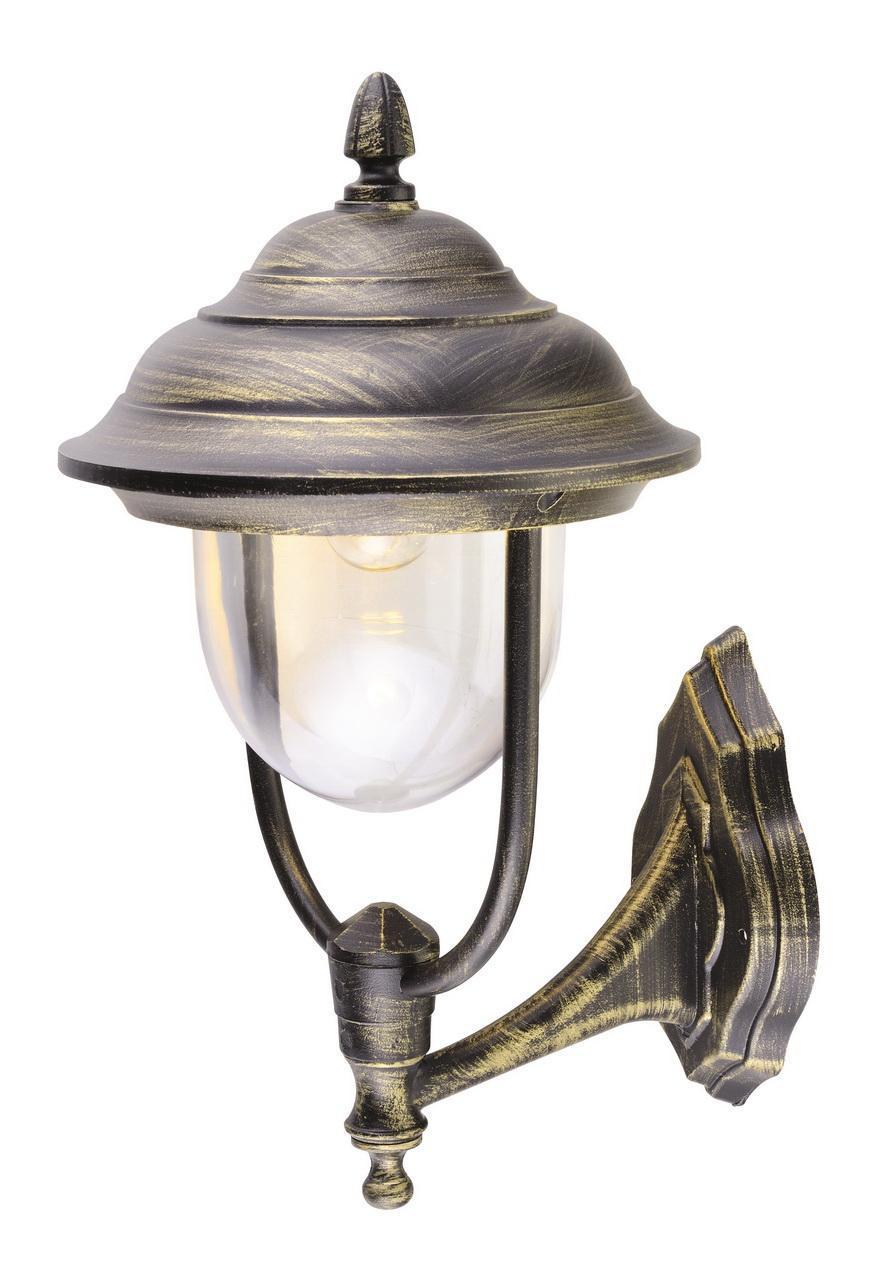 Уличный настенный светильник Arte Lamp Barcelona A1481AL-1BN светильник на штанге arte lamp barcelona a1481al 1bn