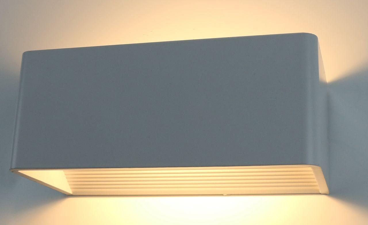 Настенный светодиодный светильник Arte Lamp Casetta A1422AP-1WH настенный светодиодный светильник artelamp a1422ap 1wh