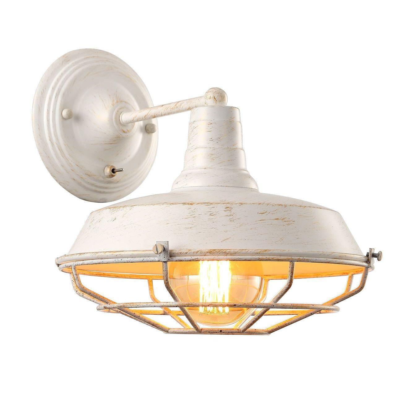 Бра Arte Lamp Ferrico A9183AP-1WG бра arte lamp ferrico a9183ap 1wg
