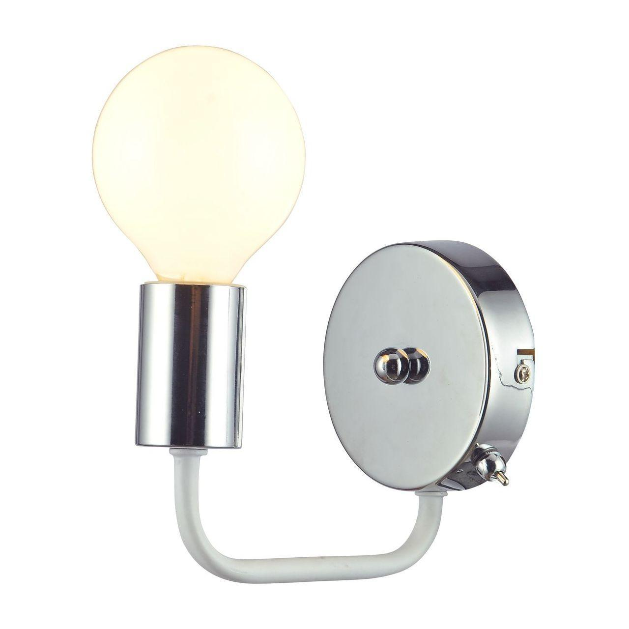 Бра Arte Lamp A6001AP-1WH arte lamp бра arte lamp angelina a5349ap 1wh