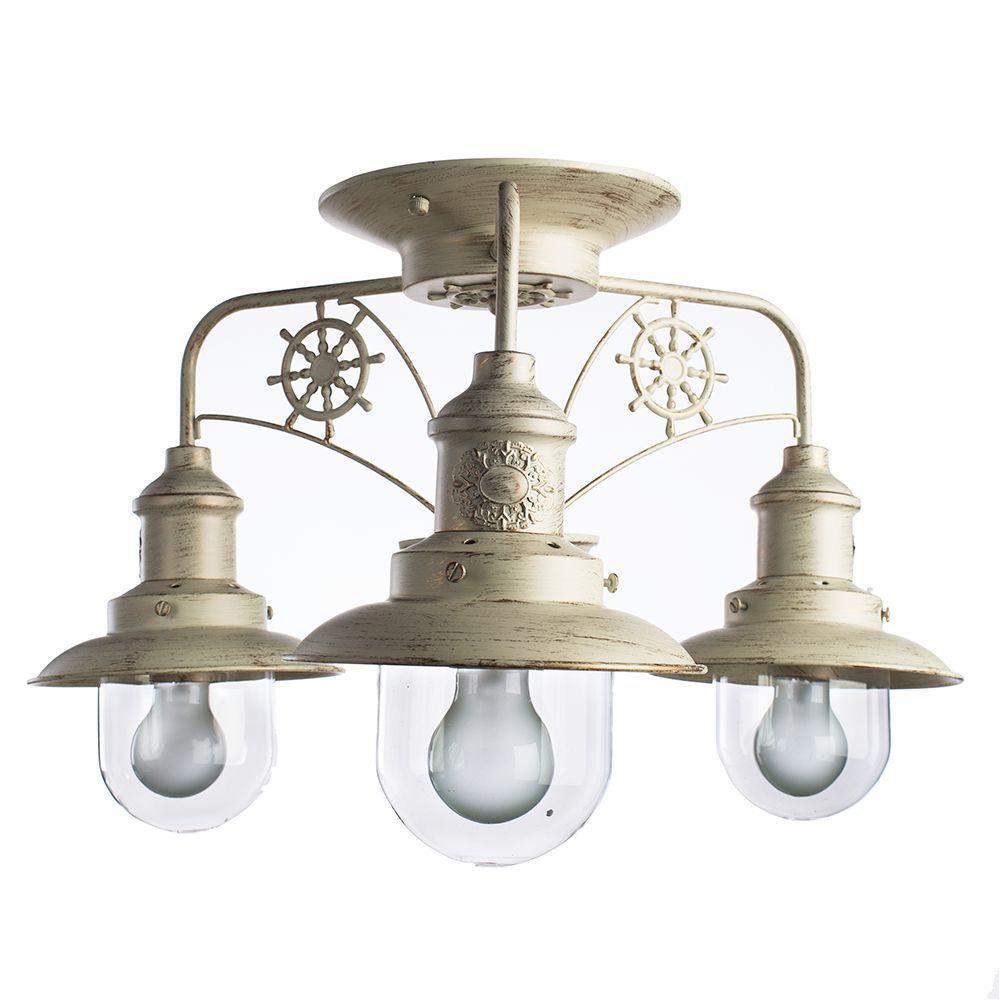 Люстра Arte Lamp Sailor A4524PL-3WG потолочная подвесная люстра arte lamp sailor a4524lm 3wg