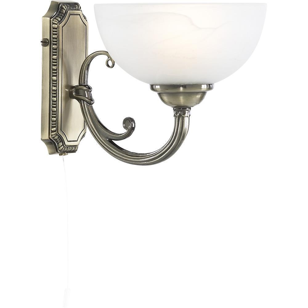 Бра Arte Lamp Windsor White A3777AP-1AB цены