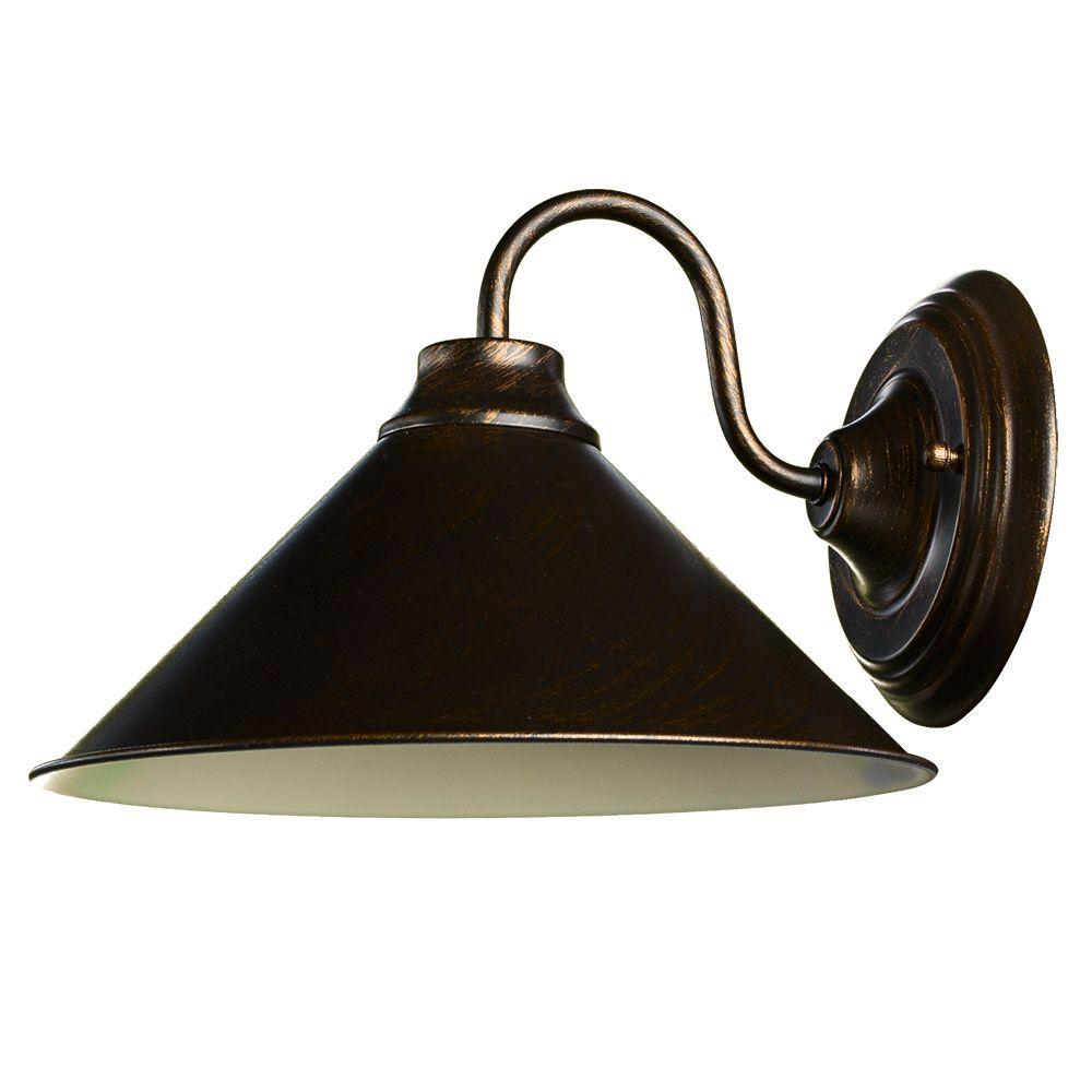 Бра Arte Lamp Cone A9330AP-1BR бра artelamp cone a9330ap 1br