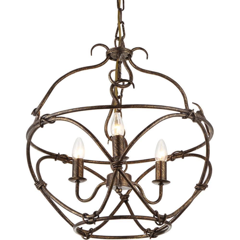 Люстра Arte Lamp Bellator A8960SP-3GA подвесная arte lamp подвесная люстра arte lamp bellator a8960sp 3ga